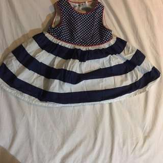 Polkadot Dress (ex Mothercare)