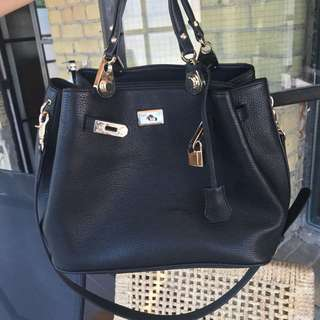 New Leather Italian Bag