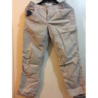 Beige Berghaus Hiking/Trekking Pants
