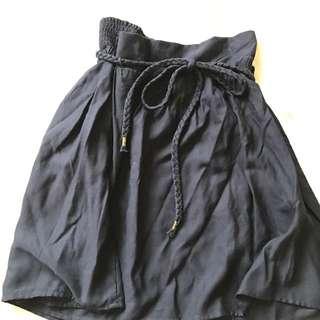 Tommy Hilfiger Navy Skirt