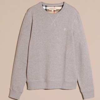 Burberry Jersey Sweatshirt