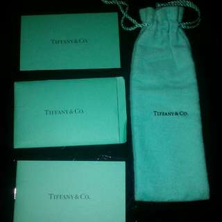 Tiffany & Co Pouch