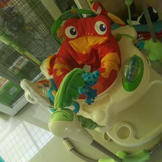 Fisher Price Jumperoo Rain N Forest