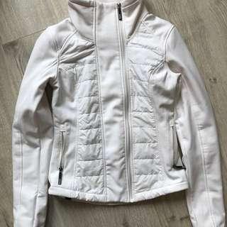 Bench White Ski Jacket