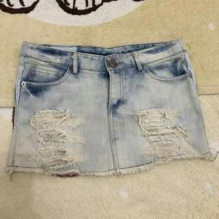 Rok Denim Ripped