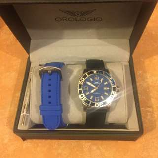 New Genuine Watch With Warranty