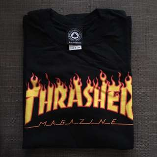 Authentic Thrasher T-shirt - Size Small