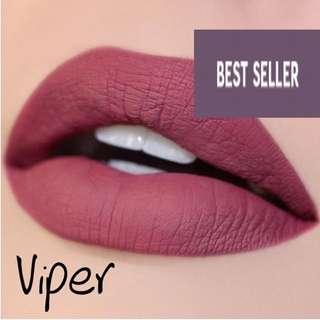 Colourpop Matte Liquid Lipstick In VIPER