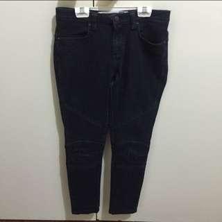 Fresh Soul Black Jeans