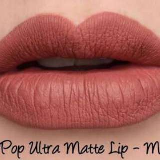 Colourpop Matte Liquid Lipstick In Monday