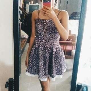 Floral Mini Dress (Candie's Brand)