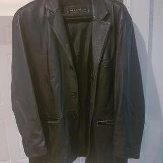 Macmor Leather Jacket