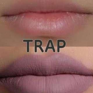 Colourpop Matte Liquid Lipstick In Trap