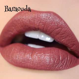 Colourpop Ultra Satin Liquid Lipstick In Baracuda