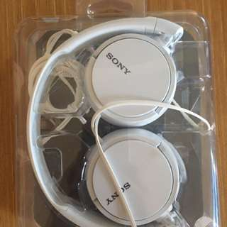 Sony Stereo Headphones MDR-ZX110