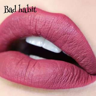 Colourpop Matte Liquid Lipstick In Bad Habit