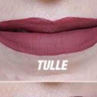 Colourpop Ultra Matte Liquid Lipstick In Tulle