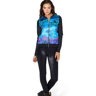 Black Milk Ursula GF Bomber - Size Medium
