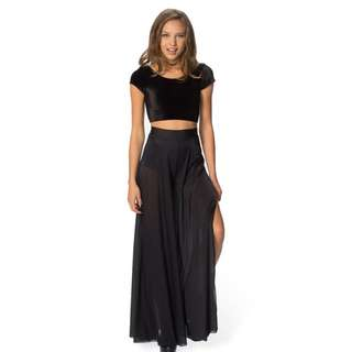 Black Milk - Sheer Retro Pants - Size Medium