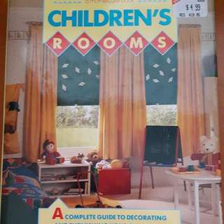 Children's Room Decorating Book