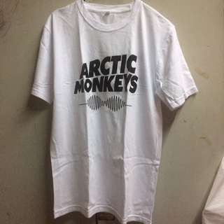 Arctic Monkey Tees