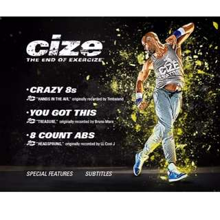 Cize The Next Level Dance Workout