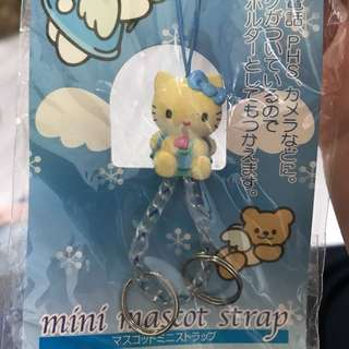 日本製 Kitty吊飾