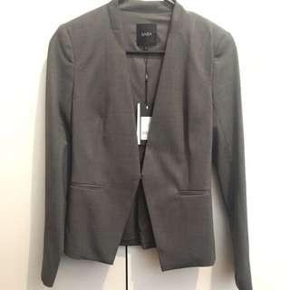 SABA Grey Blazer