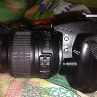 For sale Only Nikon D5000