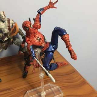 Spiderman Movable Toy