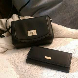 Matching Kate Spade Wallet and Purse