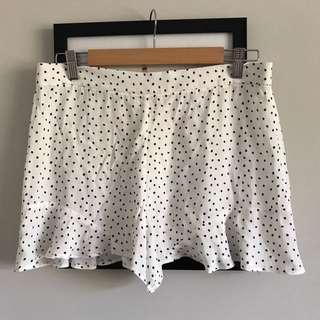 Back Stage Shorts Size M
