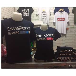 CUSTOMIZE COUPLE SHIRT