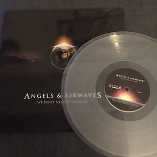 Angels and Airwaves - We Don't Need To Whisper Vinyl