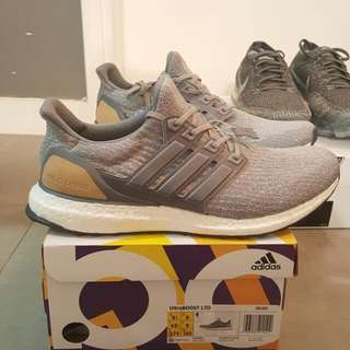 Adidas Ultraboost 3.0 Leather Edition
