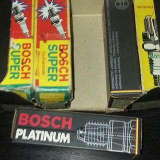 Bosch Spark Plugs For Old Skool Cars