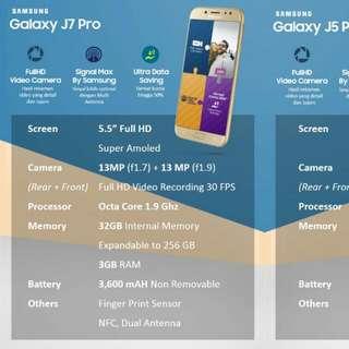 Samsung J Series & Terbaru
