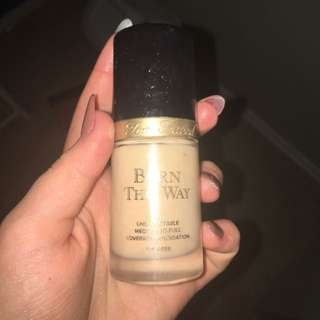 Born This Way Foundation In Snow