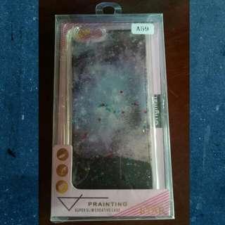 Oppo F1s/A59 glitter phone case