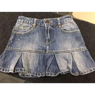 Denim Skirt - Zara Kids