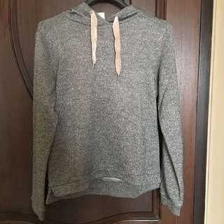 REPRICE h&m glittery hoodie