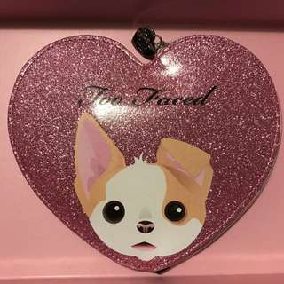 Too Faced And Kat Von D Makeup Bag