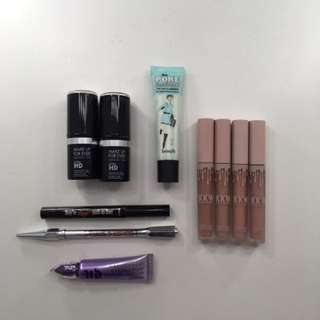 MASSIVE HIGH END MAKE UP CLEAN OUT!