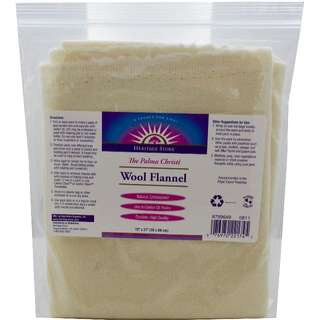 [BN: InStock] Natural Unbleached Wool Fennel
