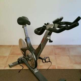 Keiser Exercise Spin Bike Excellent Condition