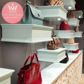 PRE-LOVED LUXURY BAGS SHOP OPENING in MELBOURNE CBD