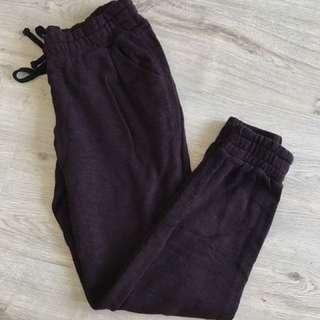 Garage Maroon Sweatpants