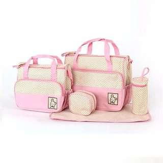 5 in 1 Baby Bag