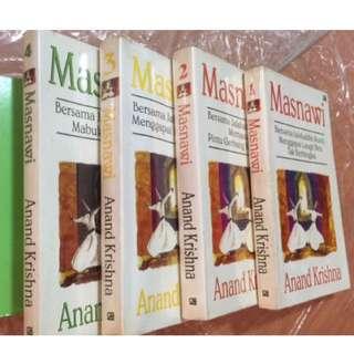 Buku Masnawi Anand Krishna