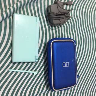Nintendo Ds Lite With Case Charger